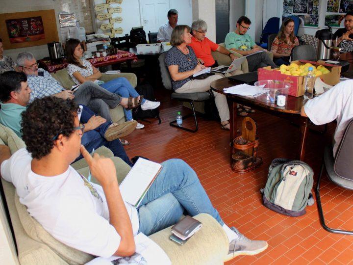 CAPA e outras entidades agroecológicas debatem execução coletiva de projeto