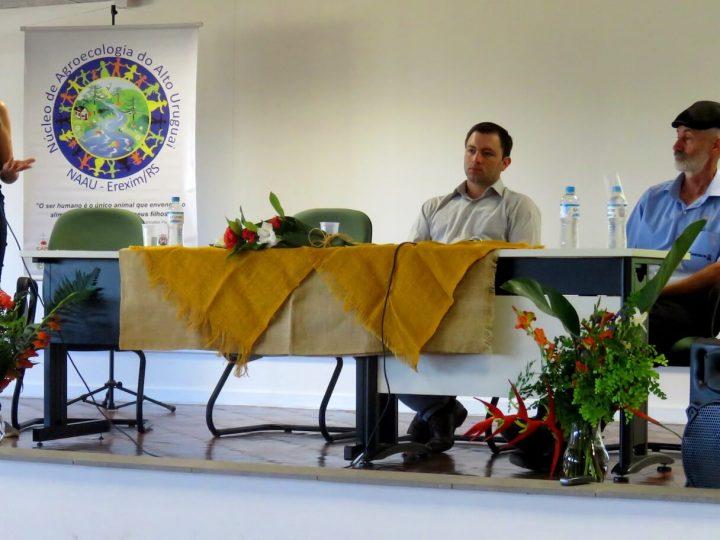Núcleo de Agroecologia do Alto Uruguai promove V Seminário
